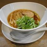 らーめん子うさぎ - 醤油らー麺