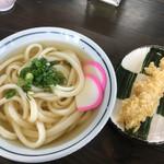本格手打 麺の蔵 - 麺がガガガ