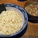 めん処 樹 - 塩すっぱ麺