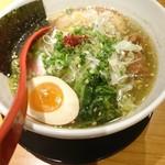麺屋 燕 - ゆずからしラーメン800円