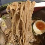 富良野とみ川 - 蕎麦みたいな石臼挽き麺