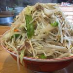 水城ラーメン - 料理写真:ちゃんぽん650円