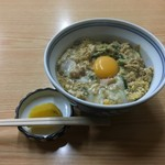 鳥喜多支店 - 親子丼550円