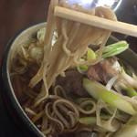 73201213 - 細麺はこんな感じ。