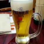 北京飯店 - 生ビール