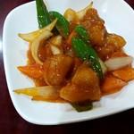 北京飯店 - 酢豚