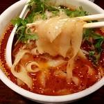 刀削麺荘 唐家 - 激辛麻辣刀削麺