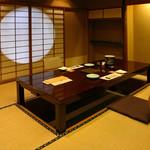 蟹工船 - 個室