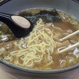 いつみ屋 - 料理写真:ラーメン650円