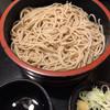 佐久の草笛 - 料理写真:もり蕎麦 普通盛り ¥610
