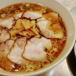 73203558 - チャーシュー麺、生玉子
