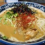 麺や 佐市 - ¥900
