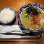 麺や 佐市 - 牡蠣・らぁ麺
