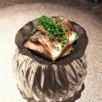 73204447 - 秋刀魚と黒無花果
