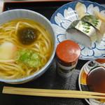 73205399 - 鯖寿司セット1000円