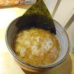 つけ麺屋 やすべえ - ¥780
