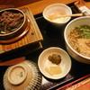そばうどん 山びこ - 料理写真:釜飯定食
