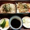 長寿庵 - 料理写真:牛すき重セット(¥1000)