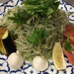 カオマンガイキッチン - zoom up