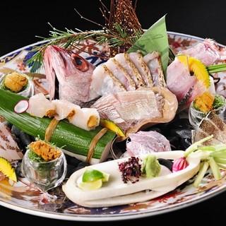 毎日新鮮な鮮魚をお届け!