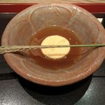 Kodaiji Wakuden - スッポンのお出汁の卵豆腐