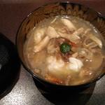 Kodaiji Wakuden - キノコと伊勢エビのお椀