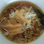 祥瑞 - 醤油ラーメン