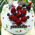 夢菓子工房 トック・ドール - 2010 X'masケーキ