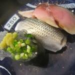 独楽寿司 - 2017年9月再訪問