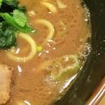 73211579 - 濃厚ドロ系スープ。