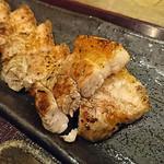 73212480 - 豊熟もち豚バラ黒胡椒焼き定食