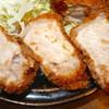 レストラン エデン - 料理写真:上とんかつ定食 1350円