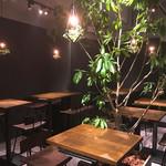 Sapporo Sweets Garden Mero's Bar - 店内