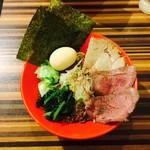 ラーメンダイニングJingu - 油そば全部のせ(980円)