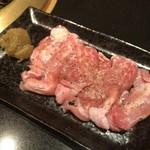 焼肉 いのうえ - 焼肉いのうえ本店(せせり柚子胡椒)