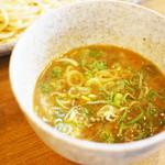 ラーメン道 天神 - 和風つけ麺