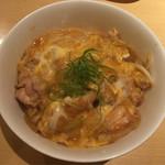 鶏みょうが屋 - 今宮崎で食べれる最高傑作の親子丼  鶏みょうが屋特製刀根鶏の親子丼