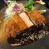 食事処 あづま - 料理写真:とんかつアップ