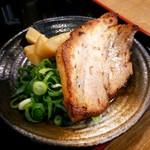 つけ麺専門店 二代目YUTAKA - トッピング