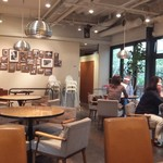 Cafe Shakey's - 店内