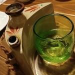 沖縄料理と島酒 星屑亭 - 泡盛の図