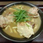 73222794 - 鶏天カレー(880円)