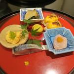 日本料理 太月 - 29年7月 八寸