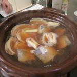 日本料理 太月 - 29年7月 葱鮪鍋