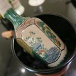 日本料理 太月 - 29年7月 酒器