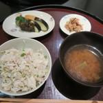 日本料理 太月 - 29年7月 御飯