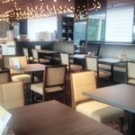 レストラン いのはな - 内観写真: