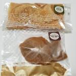 パン工房 こと葉 - 2種類のたい焼きあります。