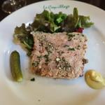73226536 - 鴨肉と豚肉のパテドカンパーニュ