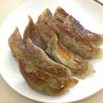 中華 ひのまる - 餃子二枚